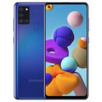 """Samsung Galaxy A21s SM-A217F 16,5 cm (6.5"""") 3 GB 32 GB Doppia SIM 4G Blu Android 10.0 5000 mAh"""