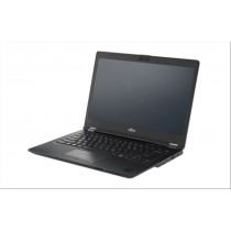 """Fujitsu LIFEBOOK U749 Computer portatile Nero 35,6 cm (14"""") 1920 x 1080 Pixel Touch screen Intel® Core™ i5 di ottava generazione 16 GB DDR4-SDRAM 512 GB SSD Wi-Fi 5 (802.11ac) Windows 10 Pro"""