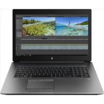 """HP ZBook 17 G6 Argento Workstation mobile 43,9 cm (17.3"""") 1920 x 1080 Pixel Intel® Core™ i7 di nona generazione 16 GB DDR4-SDRAM 512 GB SSD NVIDIA Quadro T1000 Wi-Fi 6 (802.11ax) Windows 10 Pro"""