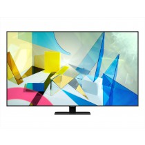 """Samsung Series 8 QE75Q80TAT 190,5 cm (75"""") 4K Ultra HD Smart TV Wi-Fi Nero, Argento"""