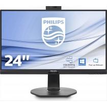 "Philips B Line 241B7QUBHEB/00 LED display 60,5 cm (23.8"") Full HD Nero"