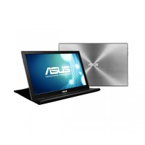"ASUS MB168B 15.6"" HD Nero, Argento"