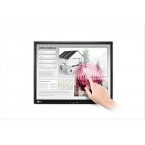 """LG 19MB15T-I monitor touch screen 48,3 cm (19"""") 1280 x 1024 Pixel Nero Multi-touch Da tavolo"""