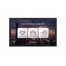 """LG 23SE3TE-B visualizzatore di messaggi 58,4 cm (23"""") LCD Full HD Touch screen Pannello piatto per segnaletica digitale Nero"""