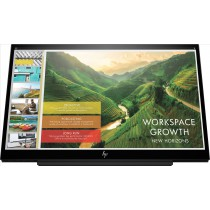 "HP EliteDisplay S14 LED display 35,6 cm (14"") Full HD Nero"