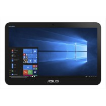 "ASUS A41GAT-BD039R 39,6 cm (15.6"") 1366 x 768 Pixel Touch screen Intel® Celeron® N4000 4 GB DDR4-SDRAM 256 GB SSD Nero PC All-in-one"