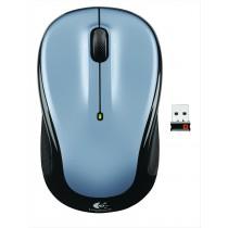 Logitech M325 RF Wireless Ottico Ambidestro Argento mouse
