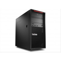 Lenovo ThinkStation P520c Intel® Xeon® W W-2223 16 GB DDR4-SDRAM 512 GB SSD Tower Nero Stazione di lavoro Windows 10 Pro for Workstations