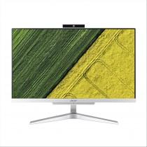 """Acer Aspire C22-860 54,6 cm (21.5"""") 1920 x 1080 Pixel Intel® Core™ i3 di settima generazione i3-7130U 4 GB DDR4-SDRAM 1000 GB HDD Argento PC All-in-one"""