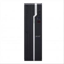 Acer Veriton X X4220G AMD Ryzen 5 PRO 2400G 8 GB DDR4-SDRAM 256 GB SSD Mini PC Nero Windows 10 Pro