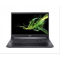 """Acer Aspire 7 A715-74G-79SZ Nero Computer portatile 39,6 cm (15.6"""") 1920 x 1080 Pixel Intel® Core™ i7 di nona generazione 8 GB DDR4-SDRAM 1128 GB HDD+SSD NVIDIA® GeForce® GTX 1050 Wi-Fi 6 (802.11ax) Windows 10 Home"""