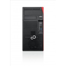 Fujitsu ESPRIMO P958 Intel® Core™ i5 di nona generazione i5-9500 8 GB DDR4-SDRAM 256 GB SSD Midi Tower Nero, Rosso PC Windows 10 Pro