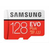 Samsung EVO Plus MB-MC128G 128GB MicroSDXC UHS-I Classe 10 memoria flash