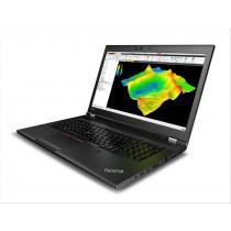 """Lenovo ThinkPad P72 Nero Workstation mobile 43,9 cm (17.3"""") 1920 x 1080 Pixel 2,20 GHz Intel® Core™ i7 di ottava generazione i7-8750H"""