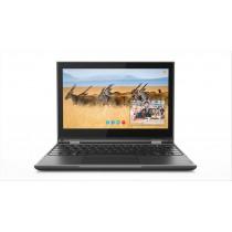 "Lenovo 300e 2nd Gen Nero Ibrido (2 in 1) 29,5 cm (11.6"") 1366 x 768 Pixel Touch screen Intel® Celeron® N4100 4 GB LPDDR4-SDRAM 128 GB SSD"