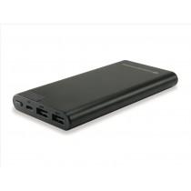 Conceptronic AVIL02B batteria portatile Nero Polimero 10000 mAh
