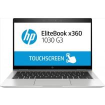"""HP EliteBook x360 1030 G3 1.80GHz i7-8550U Intel® Core™ i7 di ottava generazione 13.3"""" 1920 x 1080Pixel Touch screen Argento Ibrido (2 in 1)"""