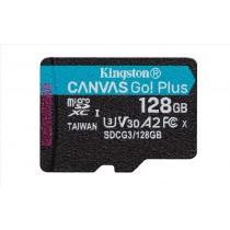 Kingston Technology Canvas Go! Plus memoria flash 128 GB MicroSD Classe 10 UHS-I