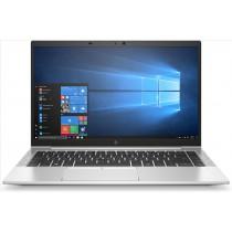 "HP EliteBook 840 G7 Ultraportatile 35,6 cm (14"") 1920 x 1080 Pixel Touch screen Intel® Core™ i5 di decima generazione 8 GB DDR4-SDRAM 512 GB SSD Wi-Fi 6 (802.11ax) Windows 10 Pro Argento"