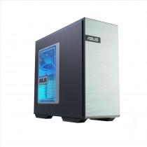ASUS GS30-8700004C Intel® Core™ i7 di ottava generazione i7-8700 16 GB DDR4-SDRAM 2256 GB HDD+SSD Nero, Argento Torre media PC